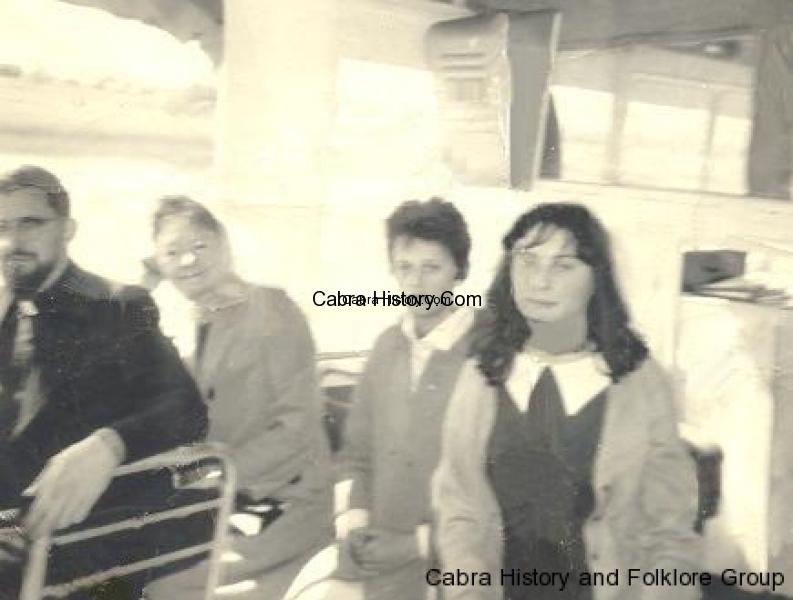 Anne Coffey Convent School Tour 1968
