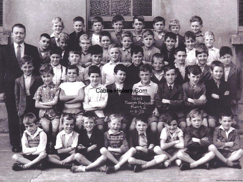 St Peters School Phibsborough 1959