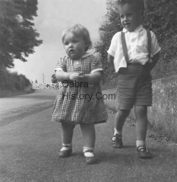 Anne & John Burke