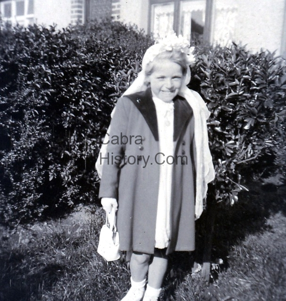 Quinn girl 38 Killala Road