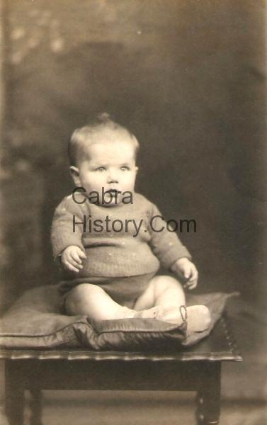 Baby Danny O\'Callaghan