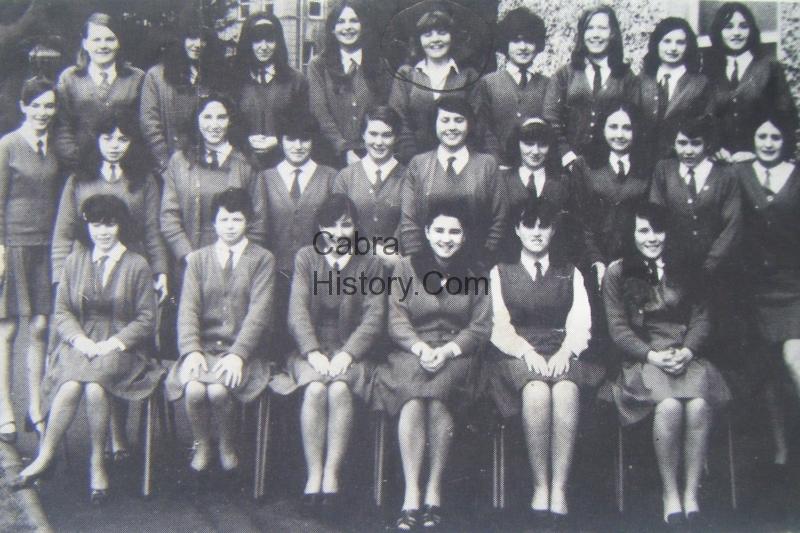 Cabra Convent Girls 1967