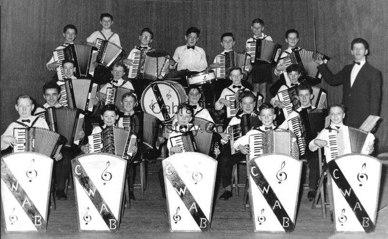 Cabra West Accordian Band