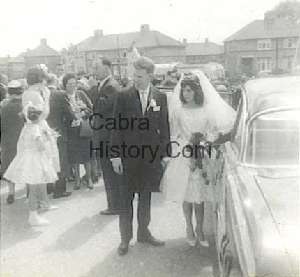 Tony Duffy & Chrissie Coffey Wedding