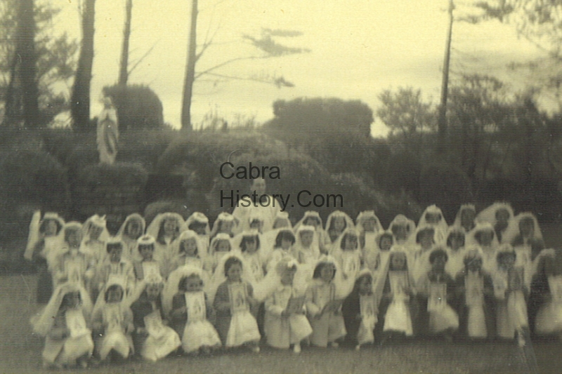 Communion Group Cabra Convent