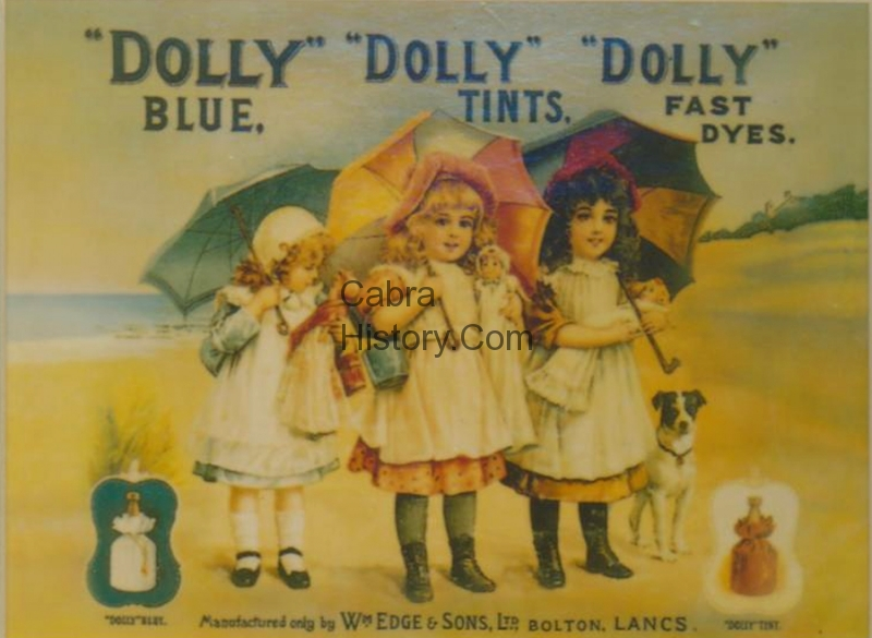 Dolly Sisters Clothes Dye