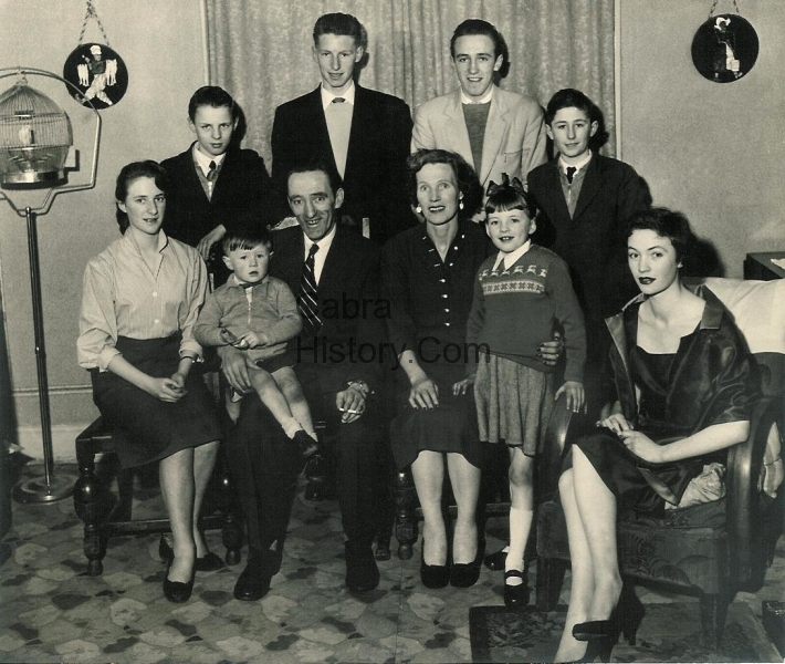 The Dunne Family 1955