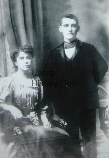 Ellen & Patrick Mitchell grandparents to Joan O\'Connor