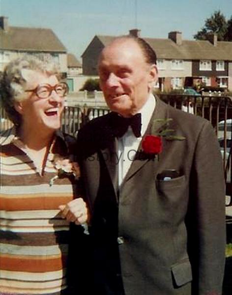 Margaret (Gretta) & Joe Hughes Dunmanus Road