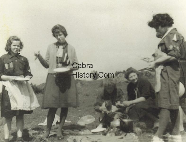 Cabra Girl Guides