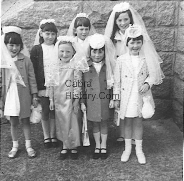 Communion Girls Cabra West 1967
