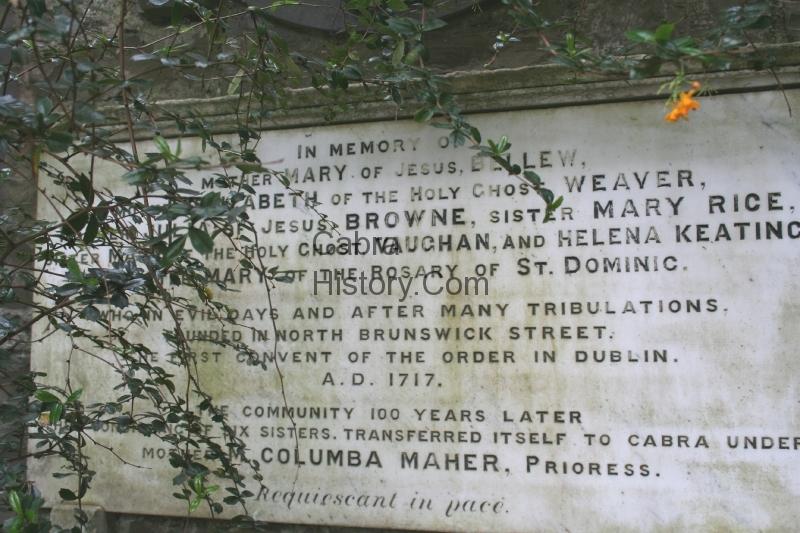 The Nun\'s Cemetery Cabra