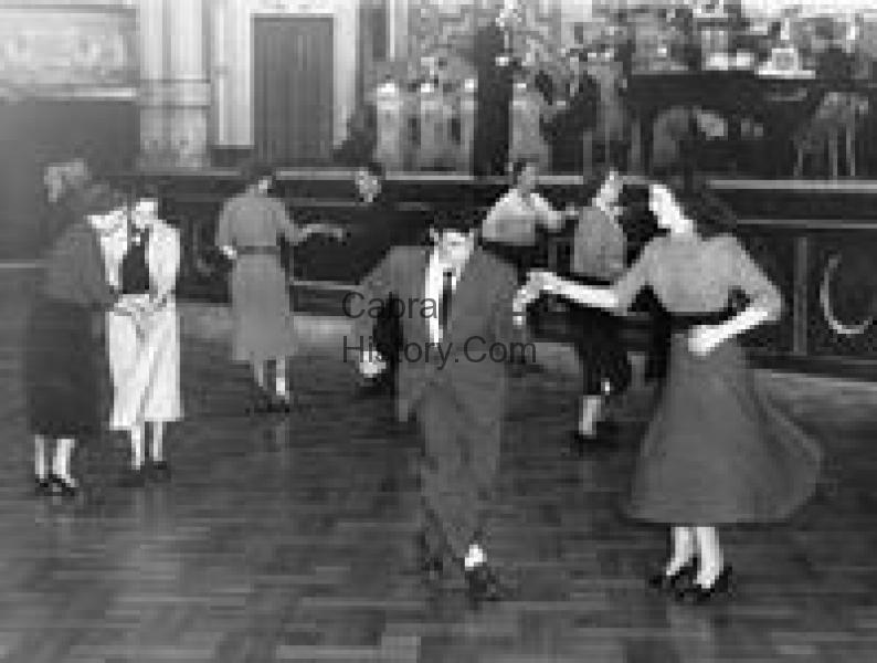 Jiving 1955