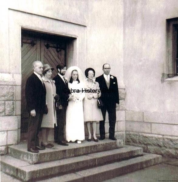 Noel & Kitty Rodden Wedding