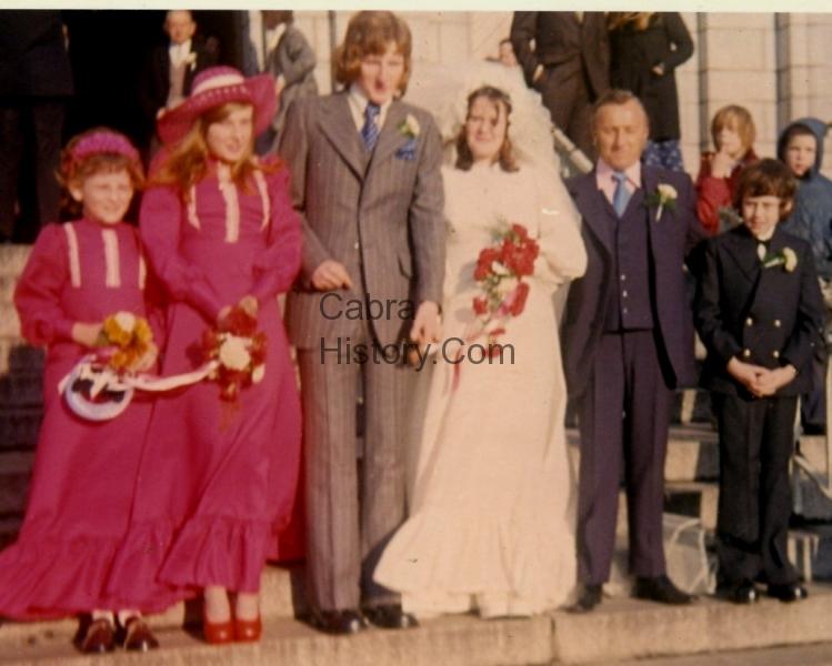Mari Sheridan & Jim O\'Toole Wedding
