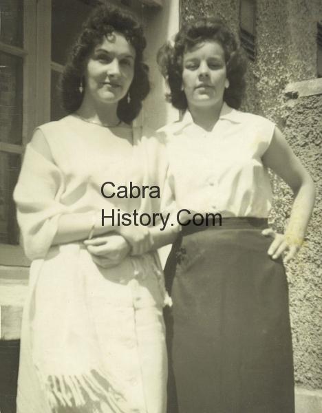 Maureen & Eileen Hickey