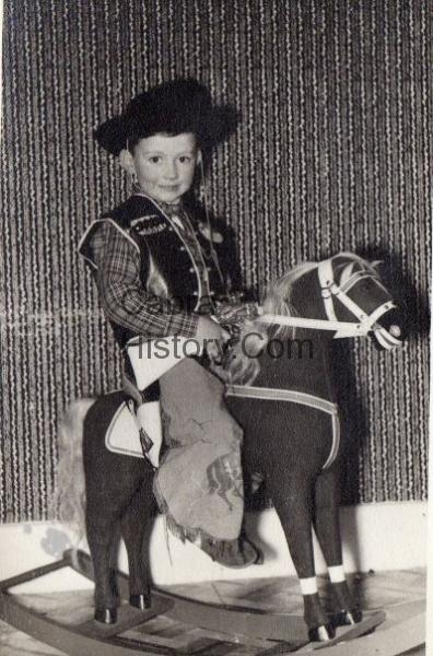 Tony O\'Reilly The Cabra Cowboy