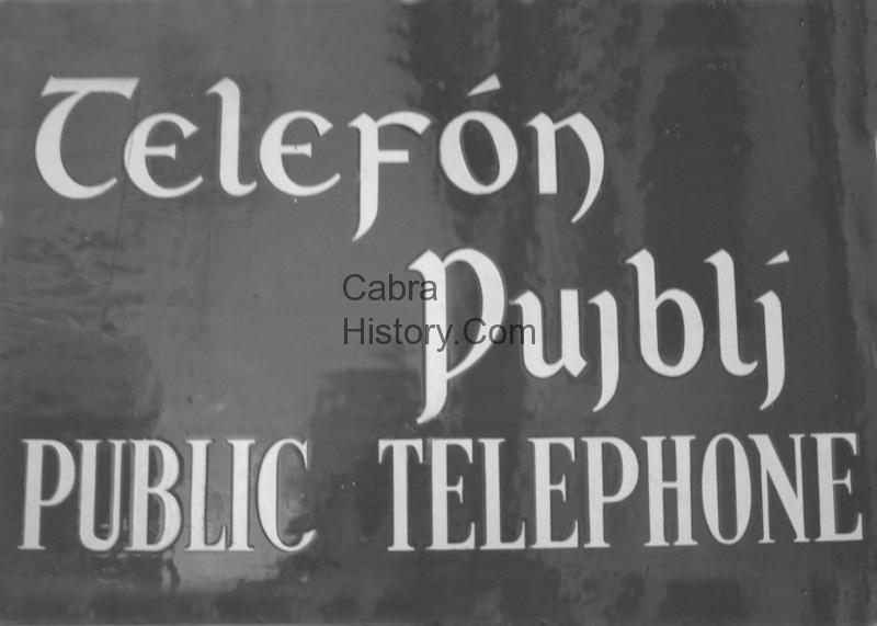 An Telefon