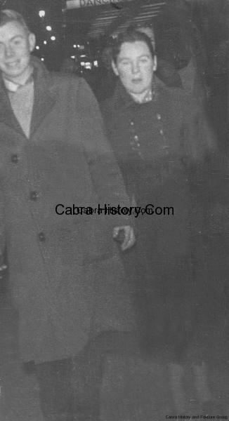 Shay Jordan & Eileen Costello-Dublin-1957