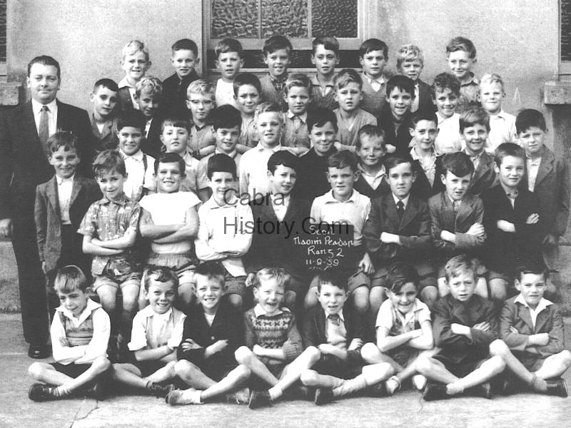 St Peter\'s School Phibsboro 1959 thanks to John Burke