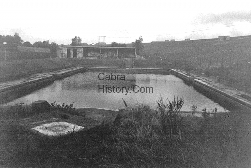 Another view of the Cabra Baths