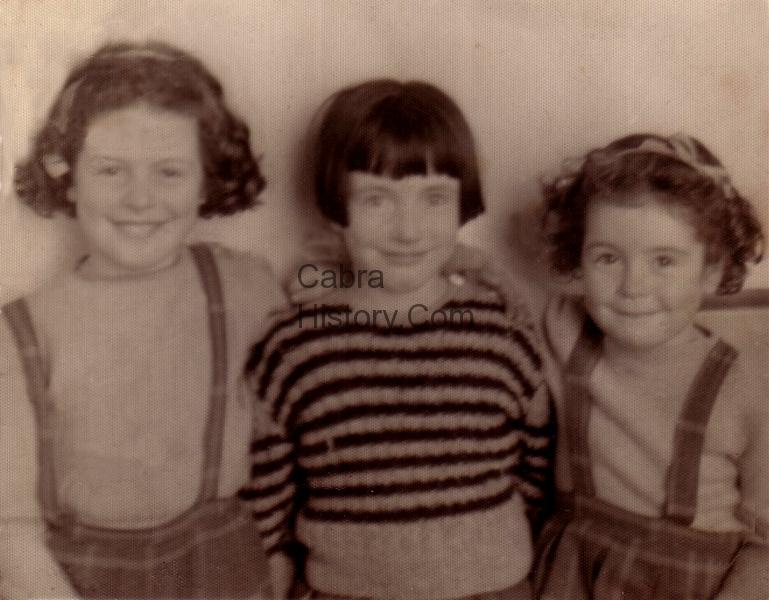 Joan, Barbara & Bernie Hughes from  Dunmanus Road