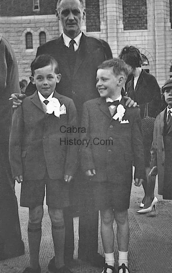 Tony Coffey & Brian Burke 1967