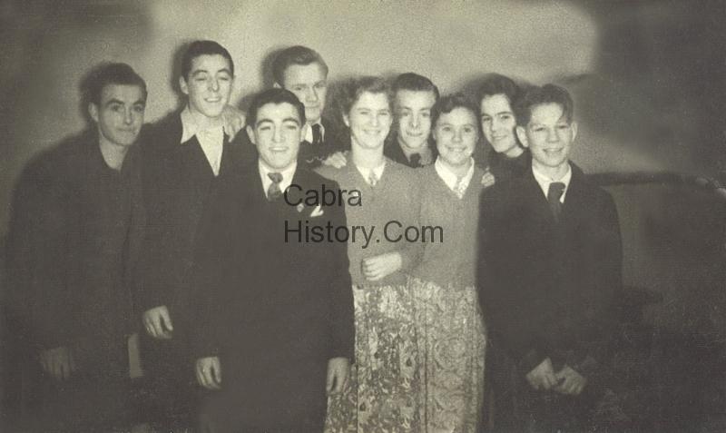 A.H.O.Dance 17th Nov 1952