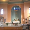 Inside Cabra Church