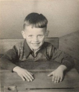 Martin Coffey School photo abt 1957