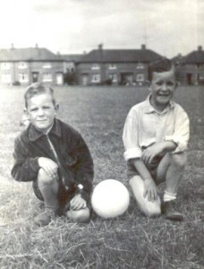 Liam & James Hyland in the Bogies 1960s