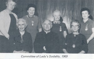 Ladies Sodality 1969