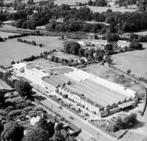 Ashtown Box Factory 1952