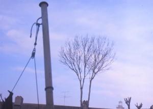 Our Line Pole