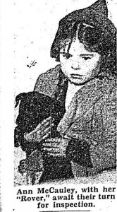 Ann McCAuley 1957