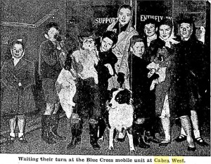 Blue Cross Dec 1957
