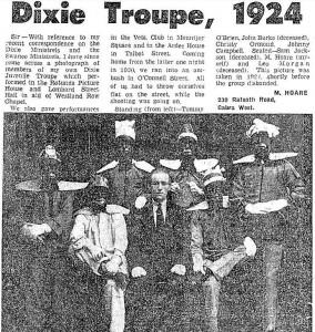 Dixies 1964