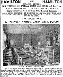 The Local Bar 1950