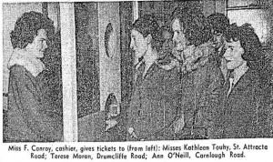 Tickets 1962