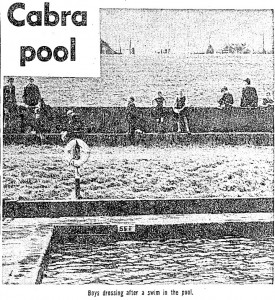 Cabra Baths 1964